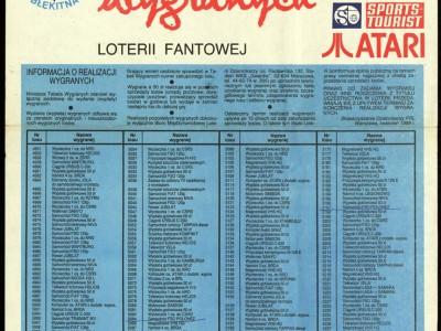 Loteria Błękitna