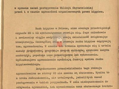 """""""Hippies"""" w Polsce łatwo nie mieli…"""