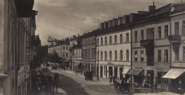 Lublin, Krakauer Strasse