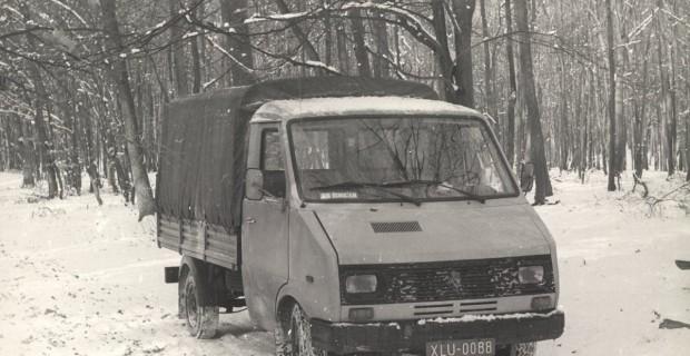 Lublin zasypany śniegiem!