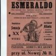 Esmeraldo i inne sensacje XX wieku!