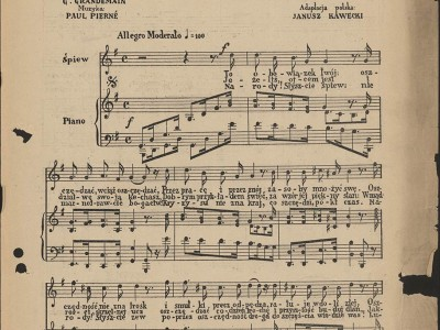 Allegro moderato!