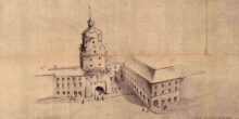 Piórkiem i węglem: Brama Krakowska